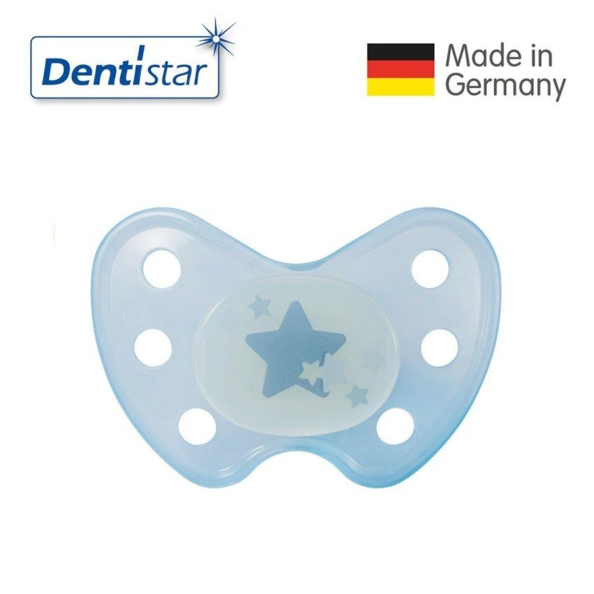 Dentistar Tooth-friendly Night Pacifier (14+ month