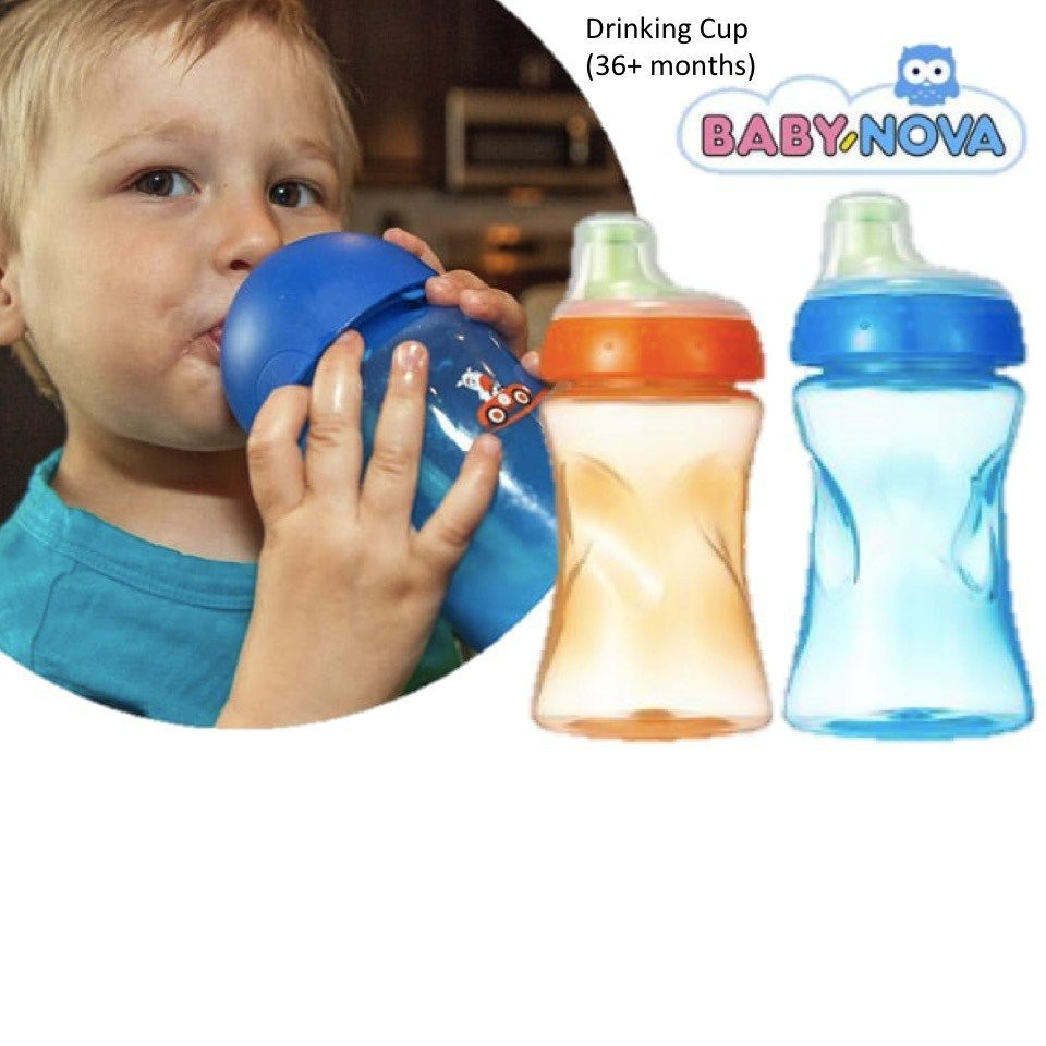 Baby Nova Drinking Cup (36+ months) Blue
