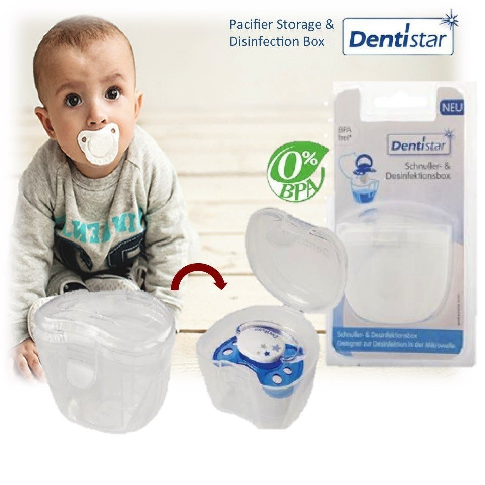 Dentistar Cleany - Pacifier Storage & Disinfection