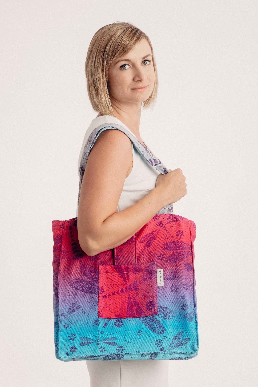 LennyLamb Shoulder Bag (37cm x 37cm) - Dragonfly -
