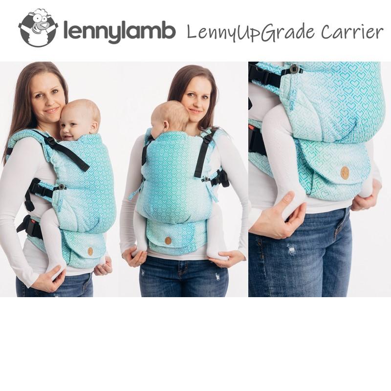 LennyLamb LennyUpGrade Carrier - Big Love - Ice Mi