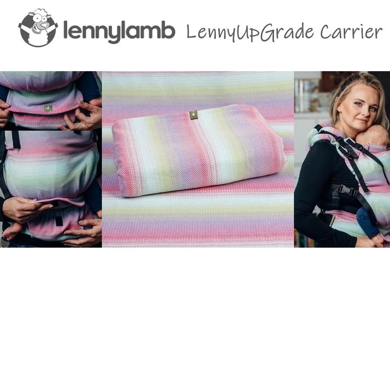 LennyLamb LennyUpGrade Carrier - Little Herringbon