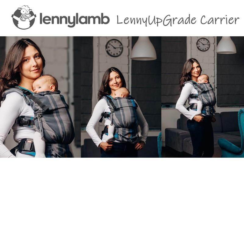 LennyLamb LennyUpGrade Carrier - Smoky - Iris (Bro