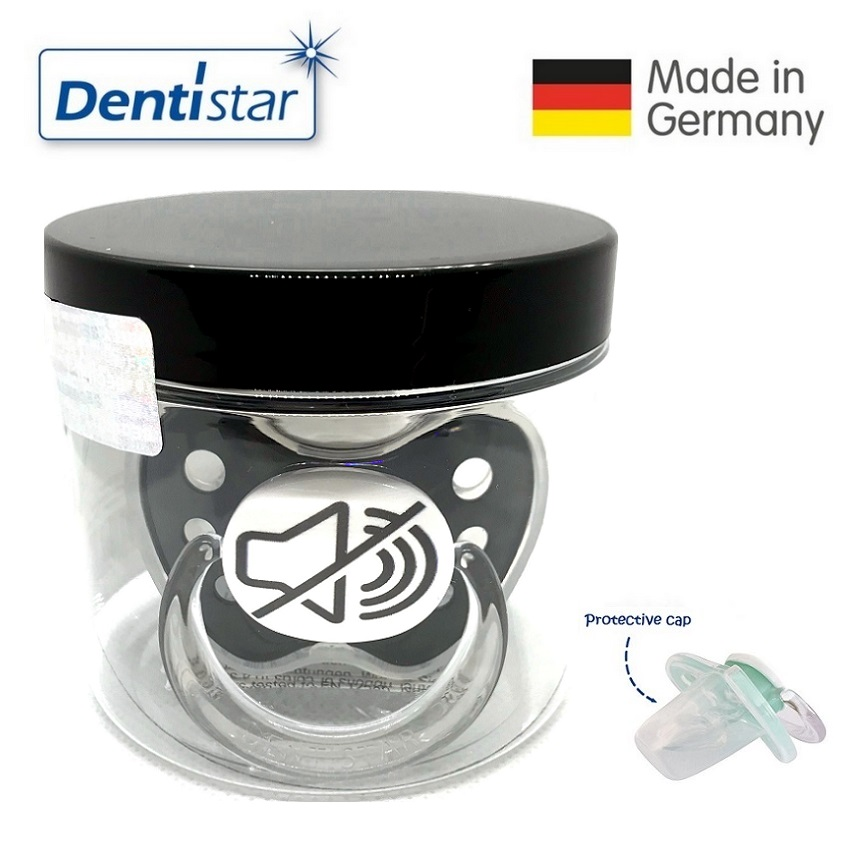 Dentistar Tooth-friendly Pacifier (0-6 months) Siz