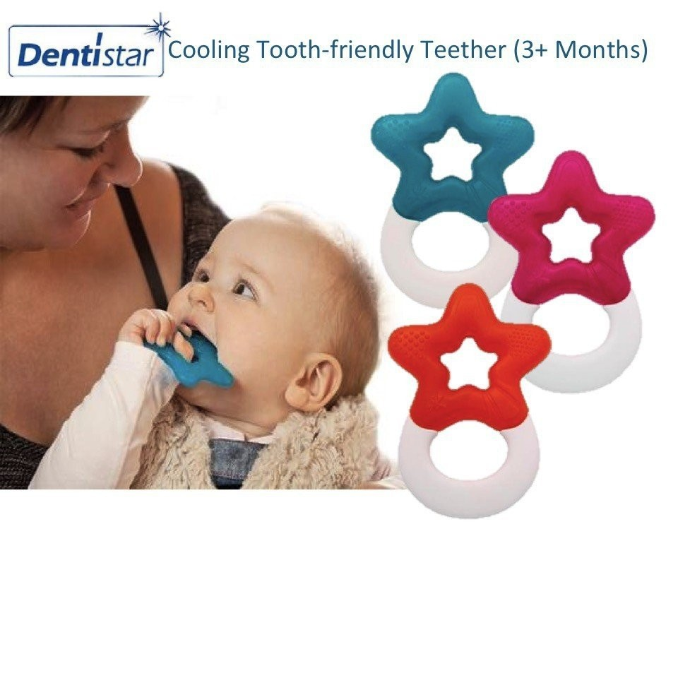 Dentistar Tooth-friendly Cooling Teether (3+ month