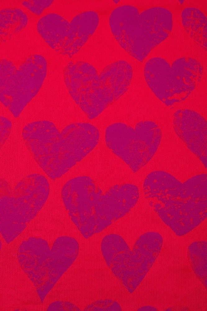 LennyLamb Doll Carrier - Lovka My Valentine (100%