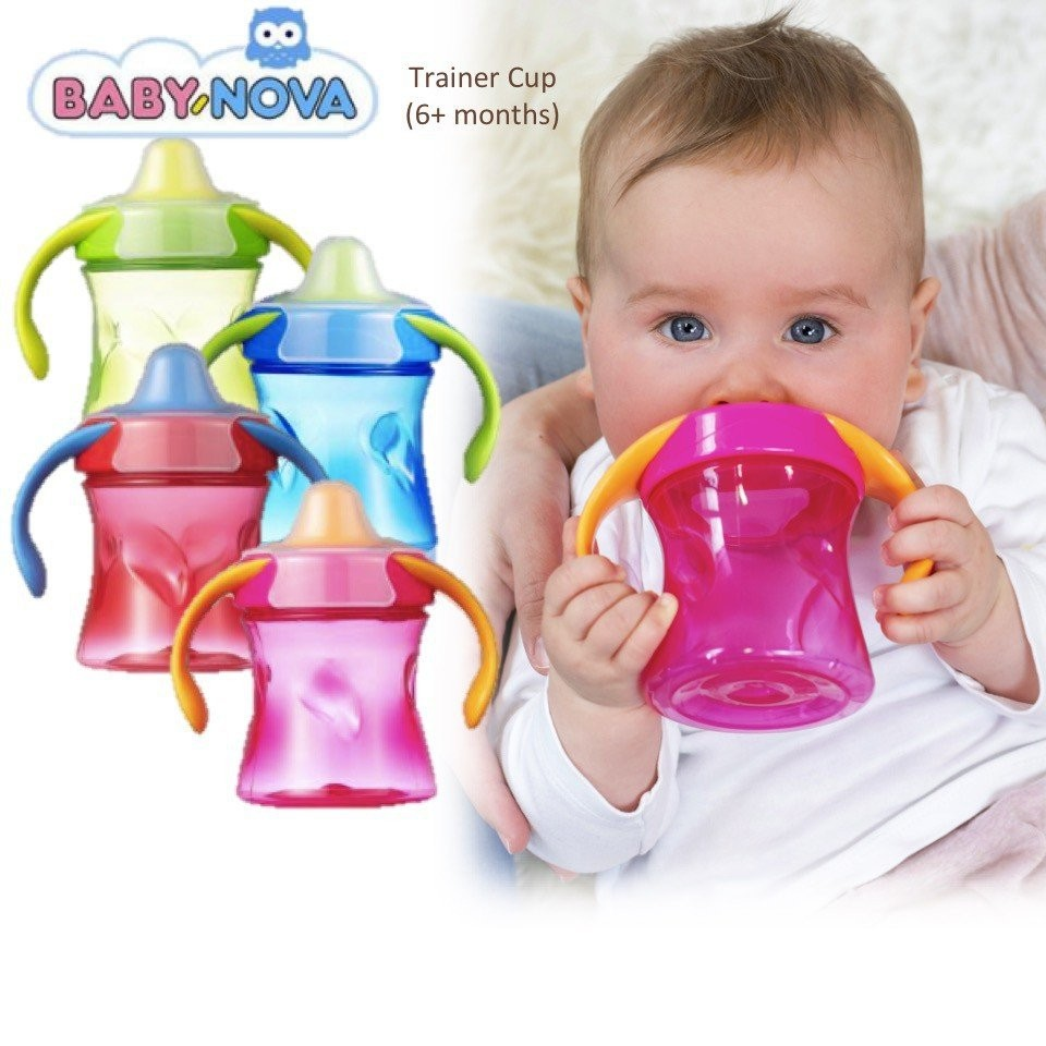 Baby Nova Trainer Cup (6+ months) [4 colours avail
