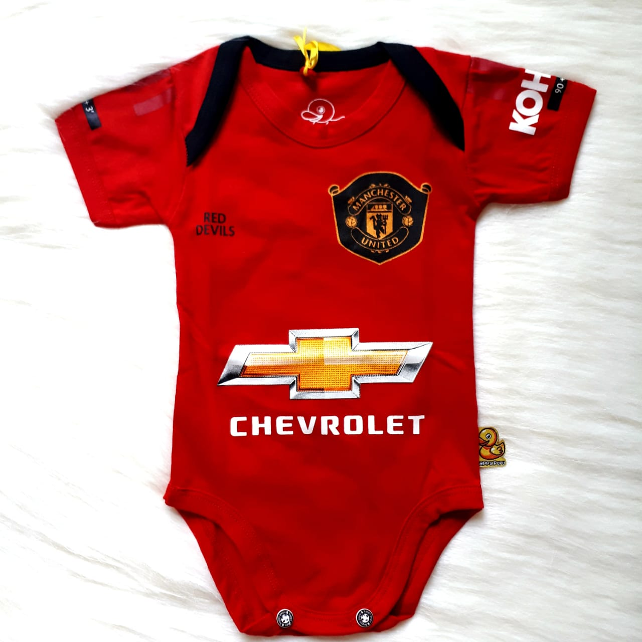 Baby football jumper - Manchester United