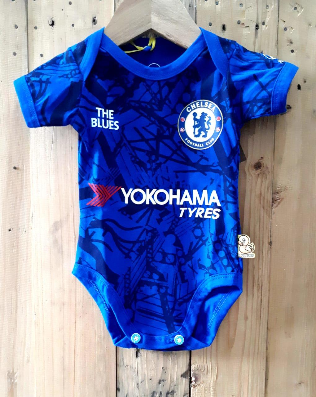 Baby football jumper - Chelsea