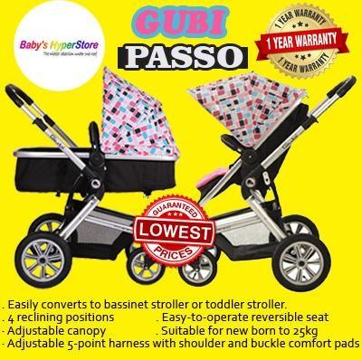 Gubi Passo Stroller