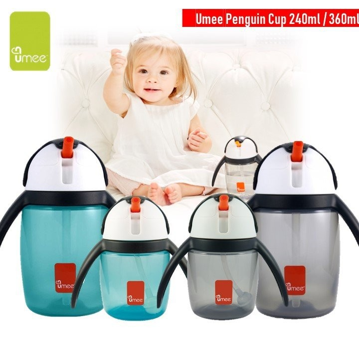 UMEE Penguin Cup 360ml (Without Ball System)