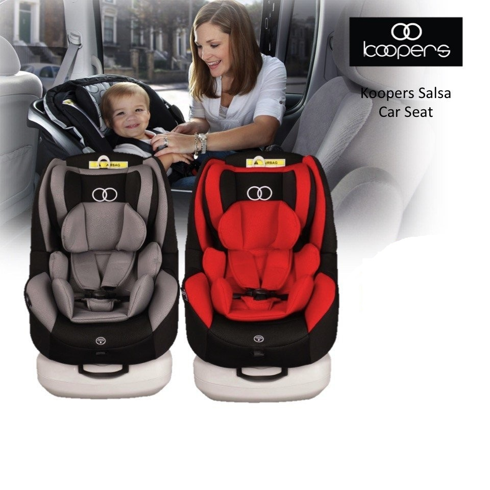 Koopers Salsa Car Seat- isofix
