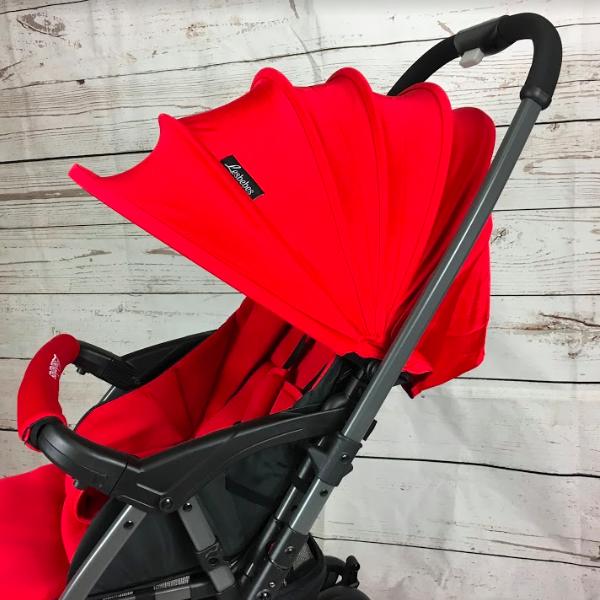LesBebes S-510 Stroller + FREE Safety Fits Infant
