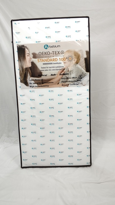 Beblum 'Oeko-Tex  Mattress (2 Sizes Available) -