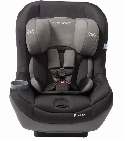 Maxi Cosi Pria 70 Baby Car Seat - Total Black