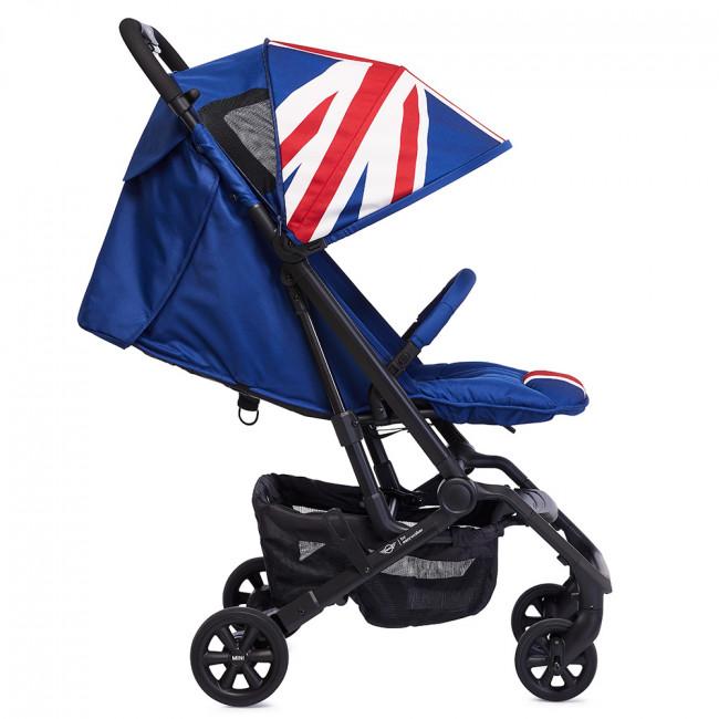 Easywalker Mini Buggy XS Stroller (Union Jack Clas