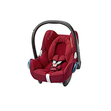 Maxi-Cosi Cabriofix Infant Car Seat (Robin Red)