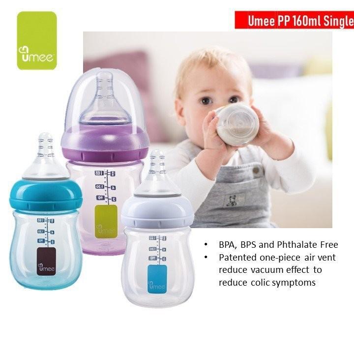 UMEE Pp 160ml bottle Single