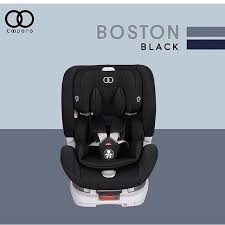 KOOPERS ISOFIX BOSTON (BLACK)  Car seat