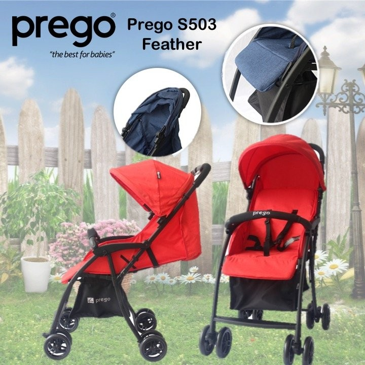 Prego S503 Feather