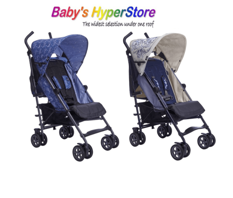 Easywalker Mini Buggy Disney Collection (Mickey Or