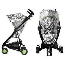 Quinny Zapp Xtra Kenson (Ltd Edition) Stroller + R