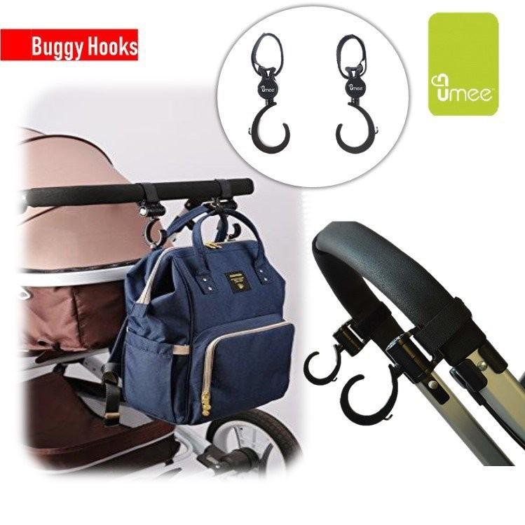 Umee Buggy Stroller Hooks  – Universal