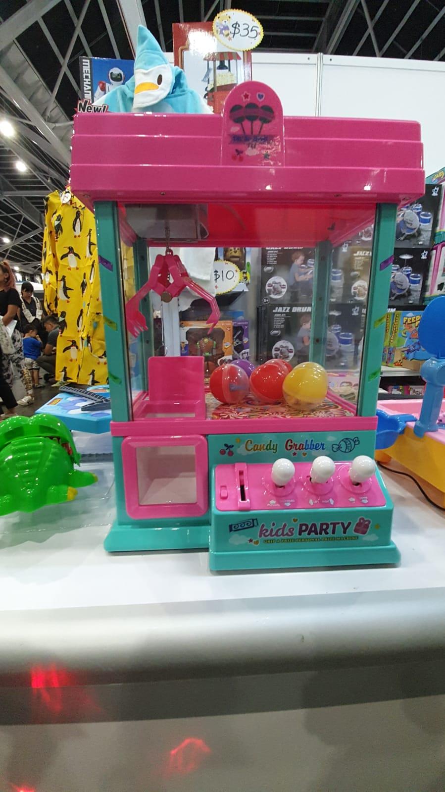 Pink Candy Catcher