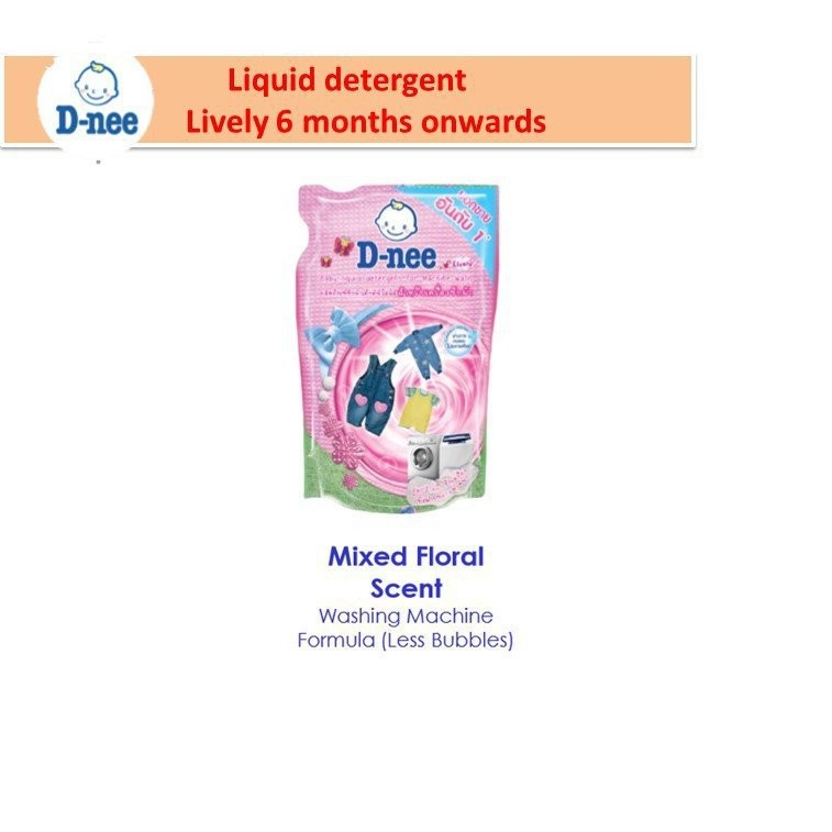 DNEE Baby Liquid Detergent[for babies 6 months and