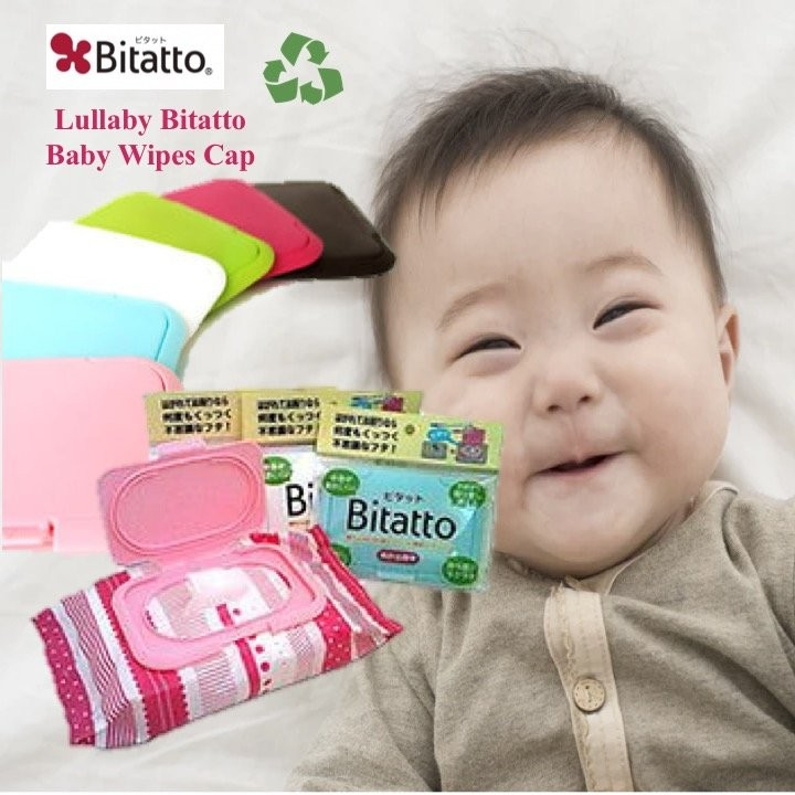 Bitatto Baby Wipes Cap - 2 for $1