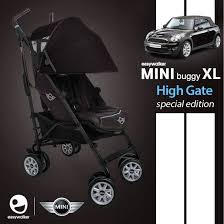 EXCLUSIVE DEAL!! Easywalker MINI Buggy Highgate at