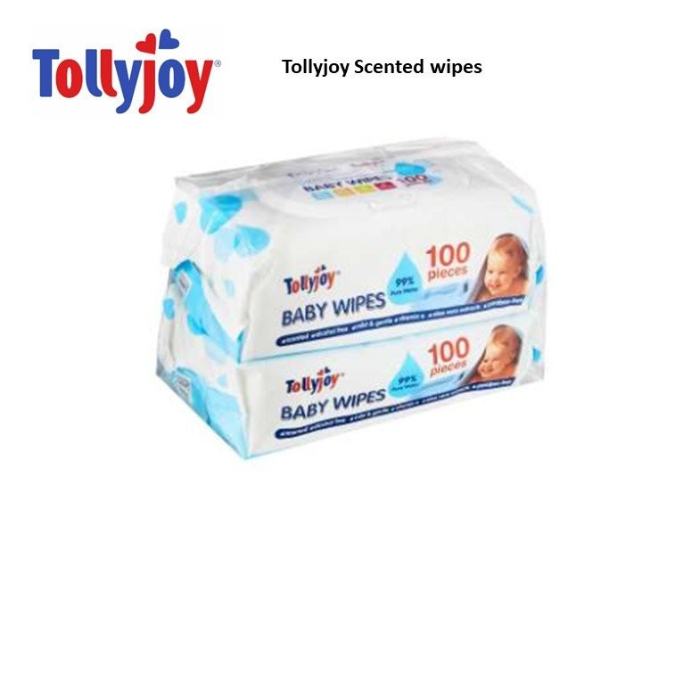 Tollyjoy Scented wipes