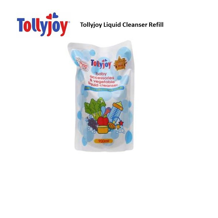 Tollyjoy Liquid Cleanser Refill (900ml)