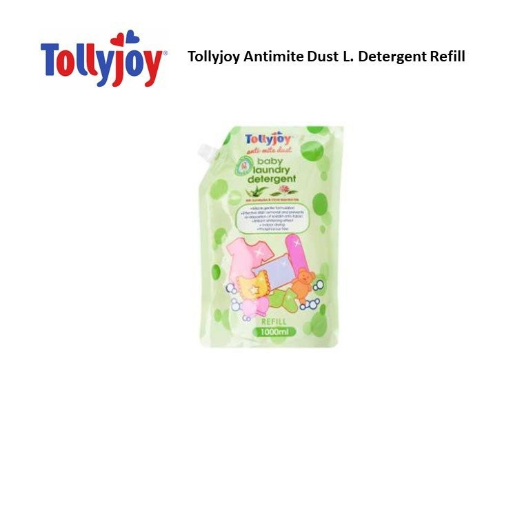 Tollyjoy Antimite Dust Laundry Detergent Refill (1