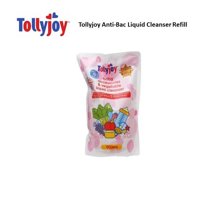 Tollyjoy Anti-bacteria Liquid Cleanser Refill (900