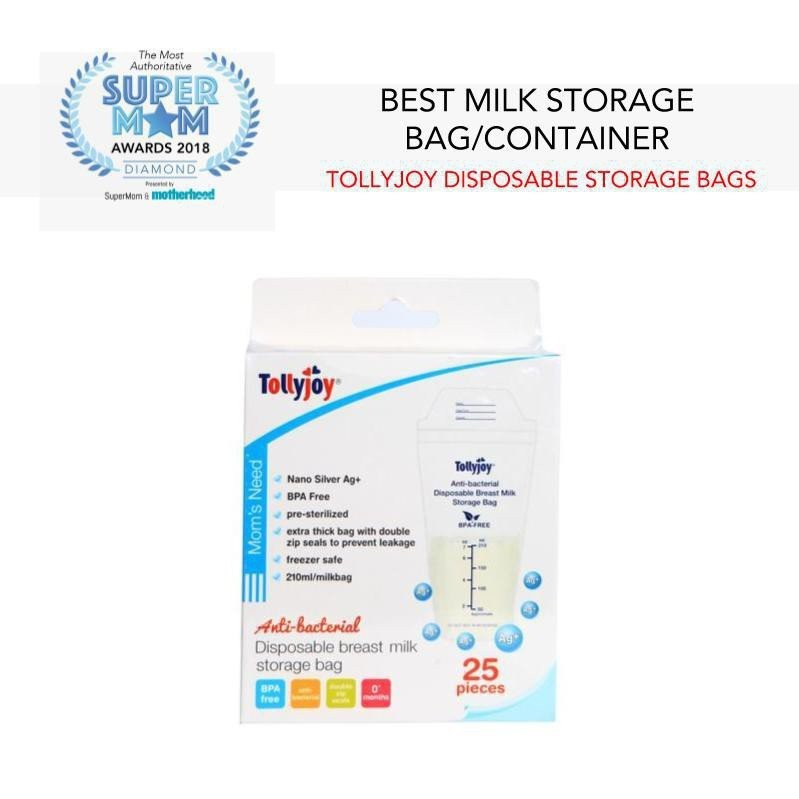 *Best Milk Storage Bag/Container (Diamond Award Wi