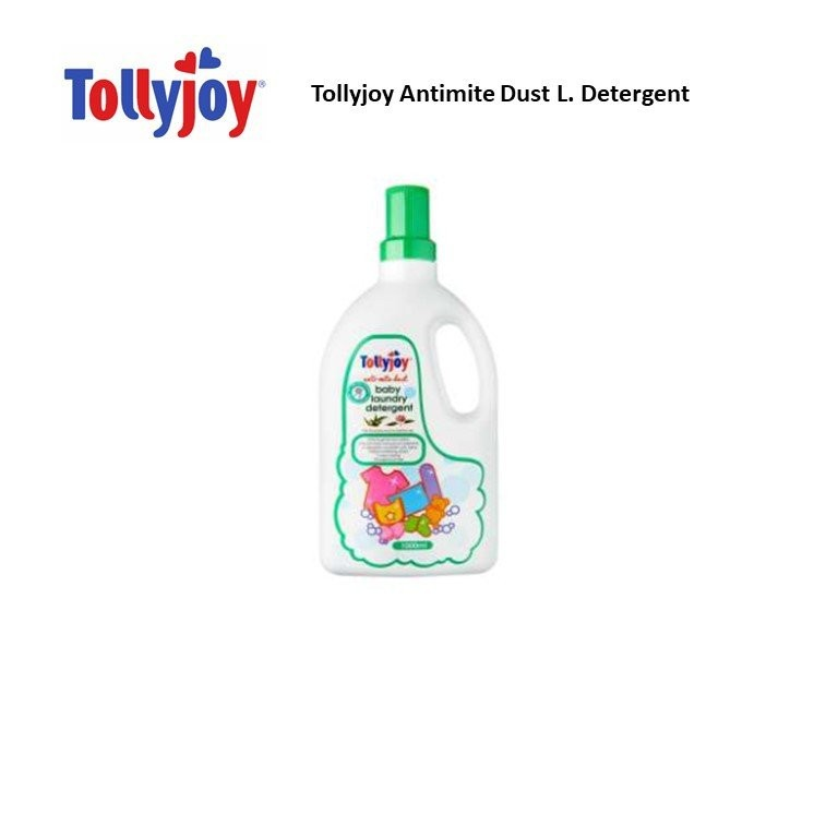 Tollyjoy Antimite Dust Laundry Detergent (1000ml)