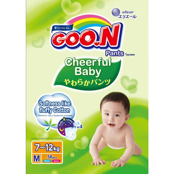 GOO.N Cheerful Baby Pants M58