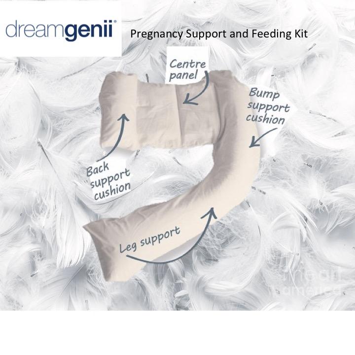 Dreamgenii Pregnancy Support & Feeding Pillow