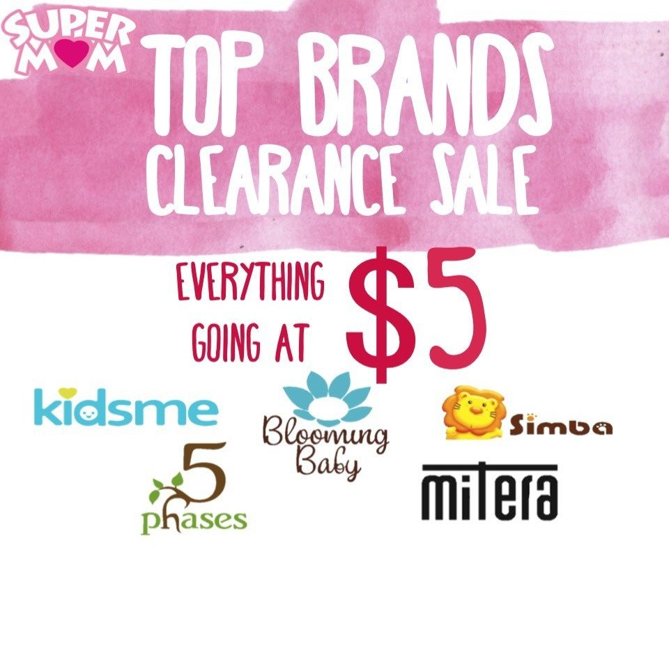 Totsworld Top Brands Clearance Sales! Everything G