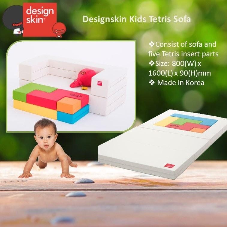 Designskin Kids Tetris Sofa