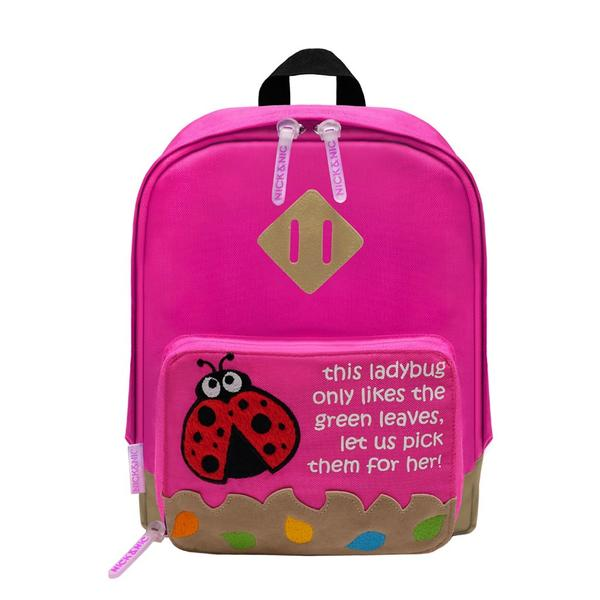 Nick n Nick Foldable Backpack