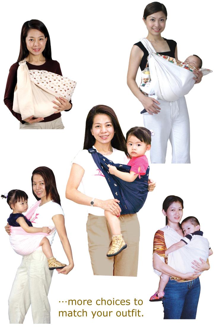 Ways Baby Regin Baby Sling
