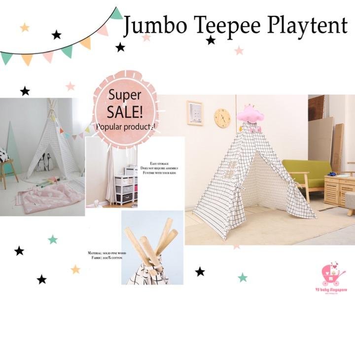VS Baby Jumbo Teepee Tent