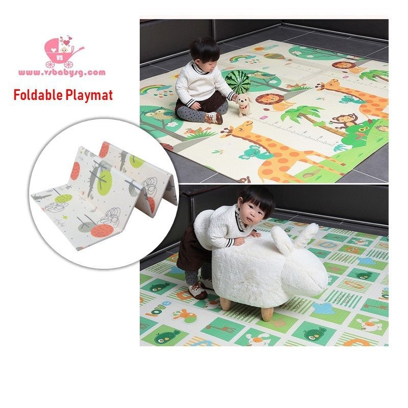 Foldable Playmat (Available in 4 colours)