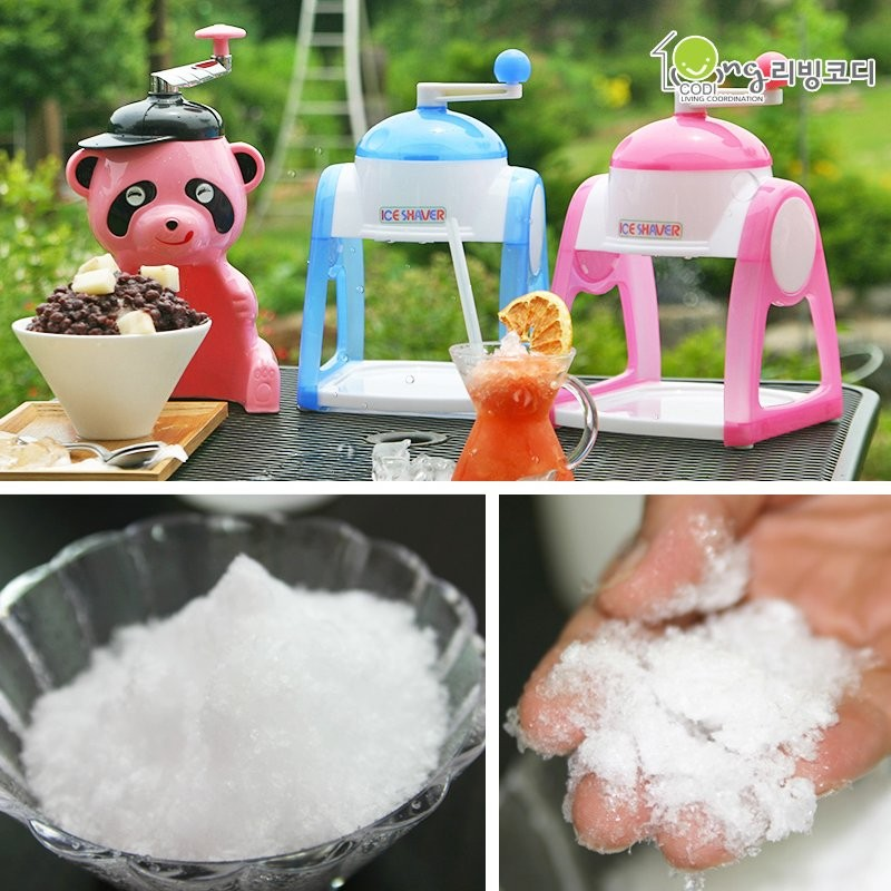 Living Codi Easy Ice Shaver Crusher