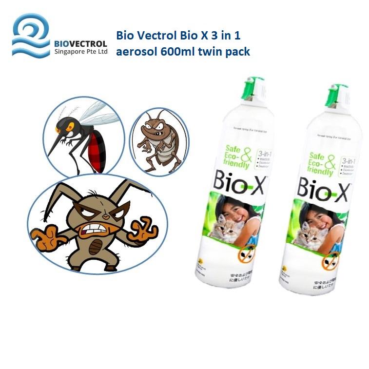 Bio Vectrol  Bio X 3 in 1 aerosol 600ml