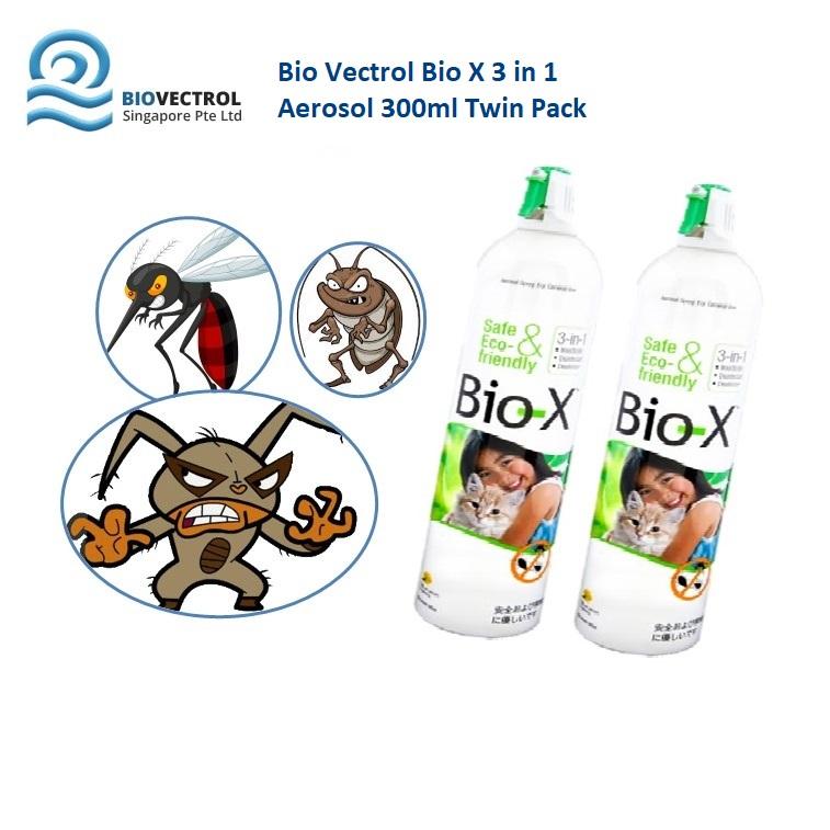 Bio Vectrol  Bio X 3 in 1 aerosol 300ml