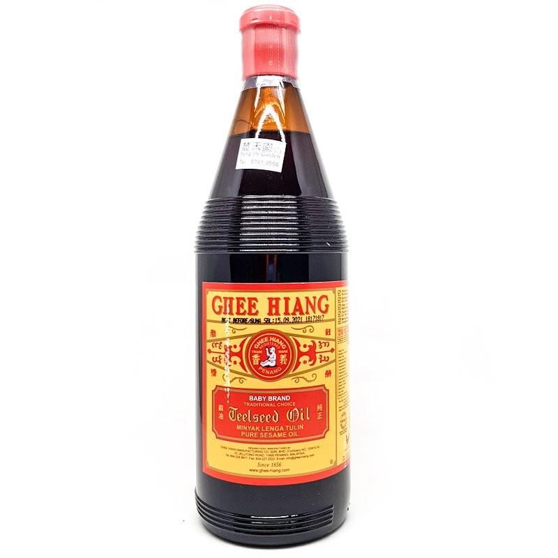 Ghee Hiang White Sesame Oil