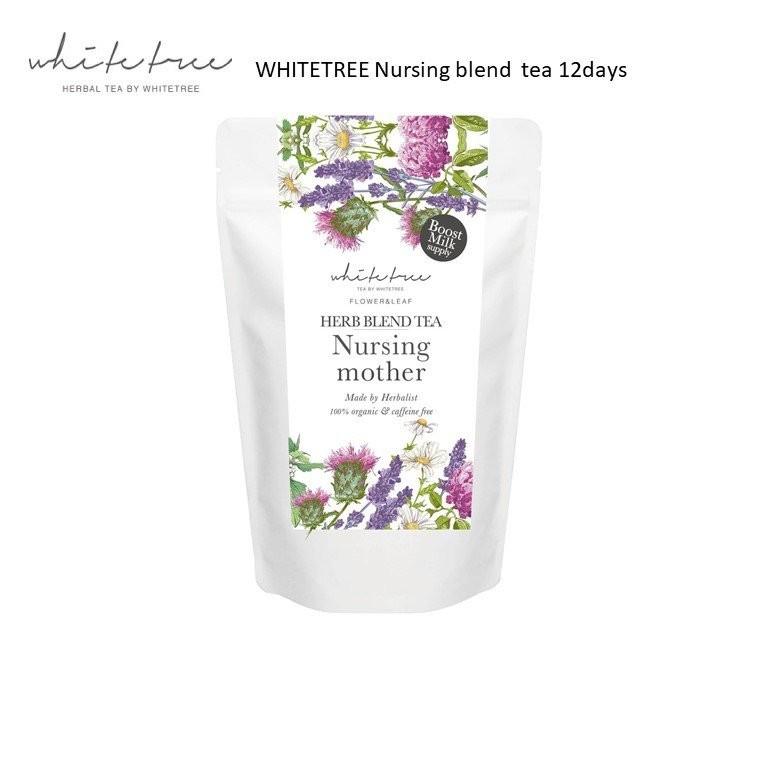 WHITETREE Nursing Mother Blend Tea 12days (100% Or